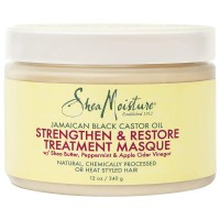 SheaMoisture Jamaican Black Castor Oil Treatment Masque For Dry Hair