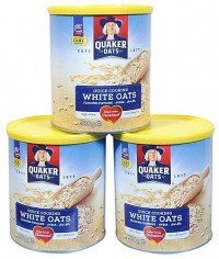 Quaker White Oats - Best Quality