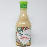 All Natural Creamy Garlic Sauce
