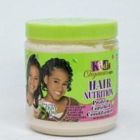 Organic Hair Nutrition for Kids