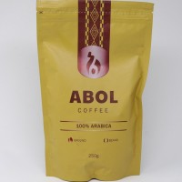 አቦል የተቆላ ቡና / Abol Roasted Coffee