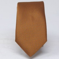 Golden Brown Men's Tie