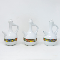 Ethiopian Queen of Sheba Coffee Pot