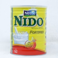 ኔስሊ ኒዶ የዱቄት ወተት / Nestle Nido Fortified Powder Milk