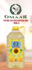 Omaar Sunflower Oil