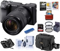 Sony Alpha a6400 Mirrorless Digital Camera Kit