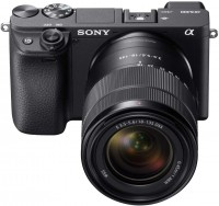 Sony Alpha a6400 Mirrorless Camera: Compact APS-C Interchangeable Lens Digital Camera with Real-Time Eye Auto Focus, 4K Video, Flip Screen
