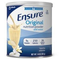 Ensure® Original Vanilla Nutrition Powder
