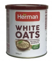 Herman White Oats