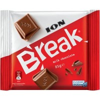 Ion Break Milk Chocolate 85g